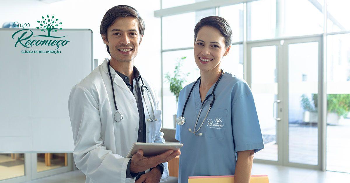 Grupo Recomeço: A melhor escolha em clínica de recuperação em SP