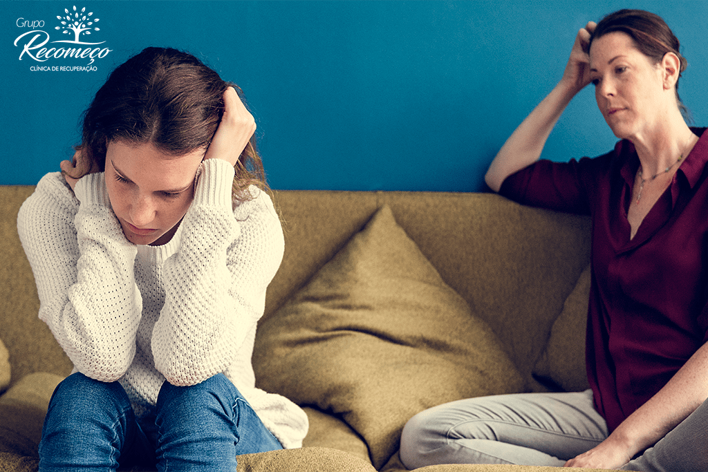Como a família pode ajudar um dependente químico?