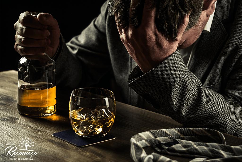O alcoolismo é uma doença?