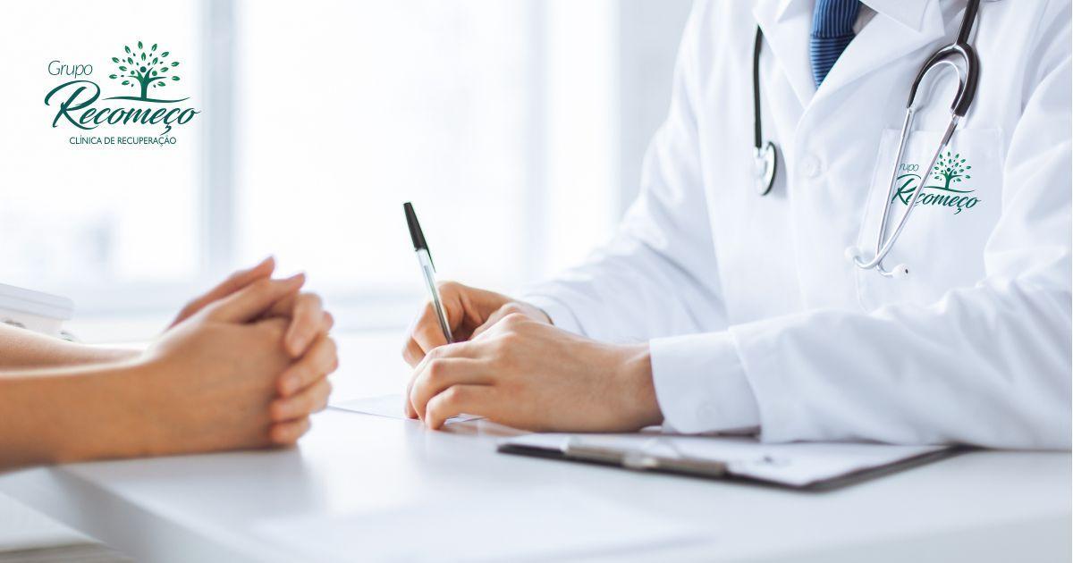 Internação de dependente químico pelo plano de saúde