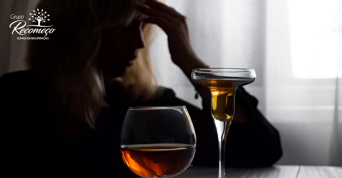 O Alcoolismo para as Mulheres