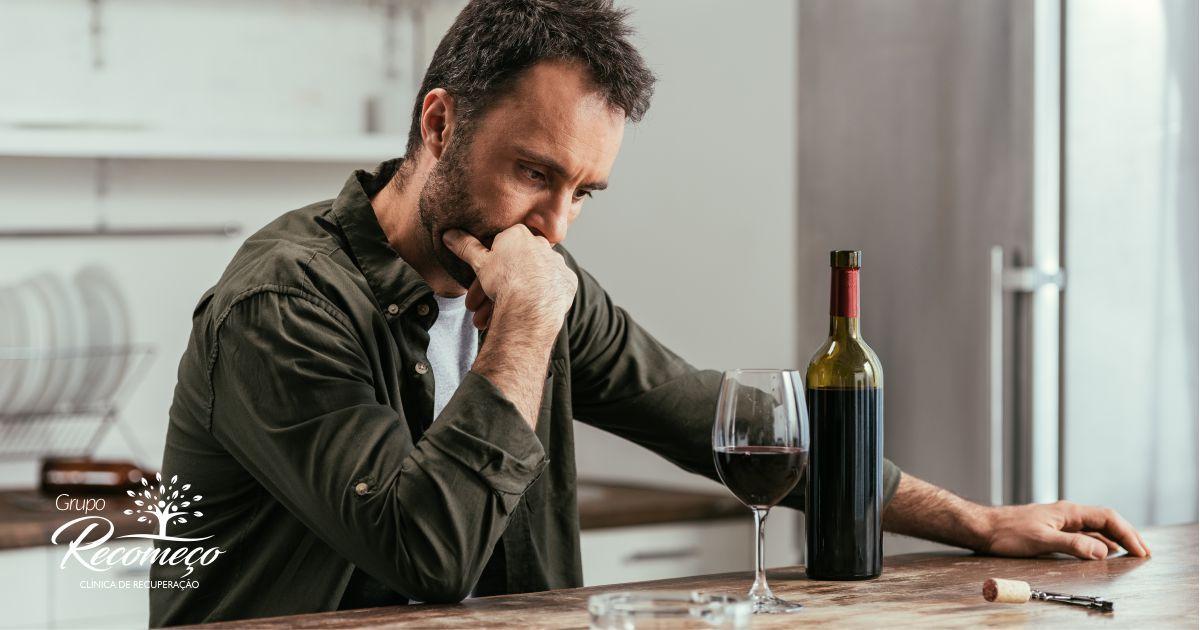 Quais São Os Riscos do Alcoolismo?