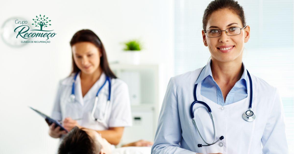 clínica de recuperação que aceita convenio